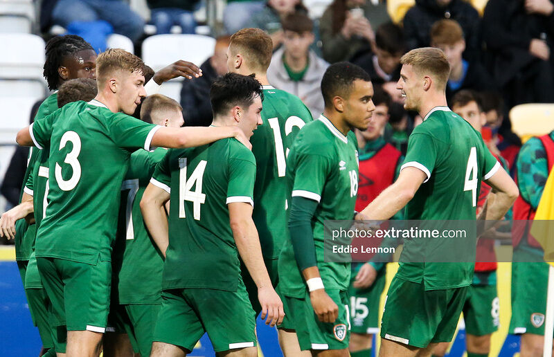 Ireland recorded an impressive 2-0 win over Luxembourg