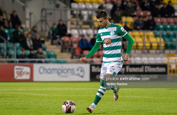 Danny Mandroiu has scored four goals in his last six games for the Hoops