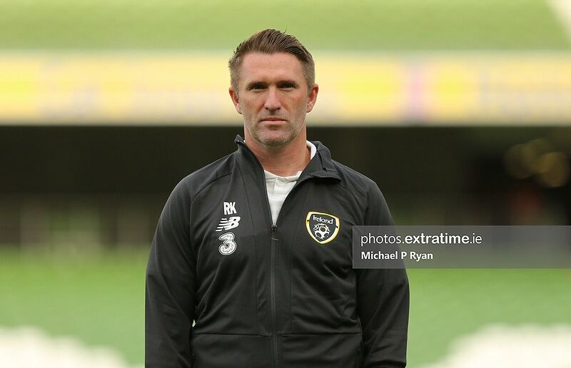 Robbie Keane is one man who knows Bruce Arena well.
