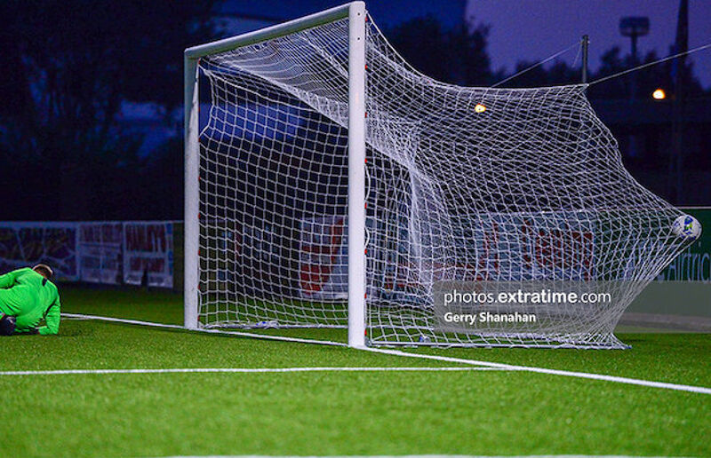 Back of the net!