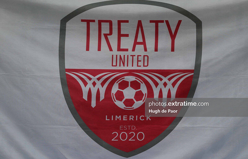 The Treaty United crest