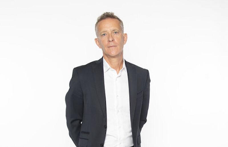 New FAI CEO Jonathan Hill
