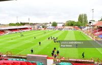 Tolka Park is the venue for Friday's game.