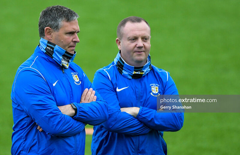 Athlone Town manager, Adrian Carberry