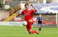 Dayle Rooney in action for Shelbourne