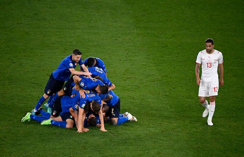 Italia vs Swiss