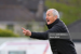 John Caulfield shouts instructions during Galway United's 4-0 win over Cobh Ramblers on Saturday, 1 May 2021.