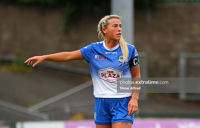 Savannah McCarthy in action for Galway during their 2-0 win over Cork City on Saturday, 5 June 2021.